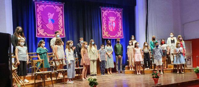 Vídeo: acte de elecció de reines/reis de festes 2021 a Vinaròs