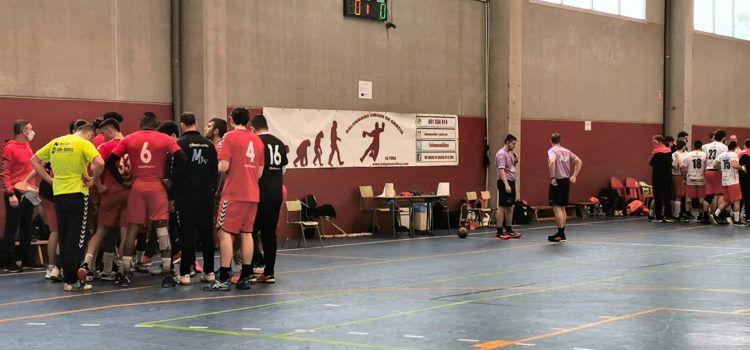 Dolenta jornada per als equips del Club Balonmano Vinaròs