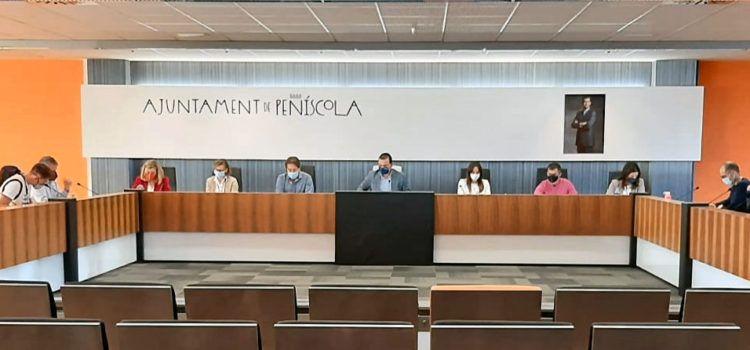 El Ayuntamiento de Peñíscola aprueba de forma unánime la supresión de la tasa debasurapara este año