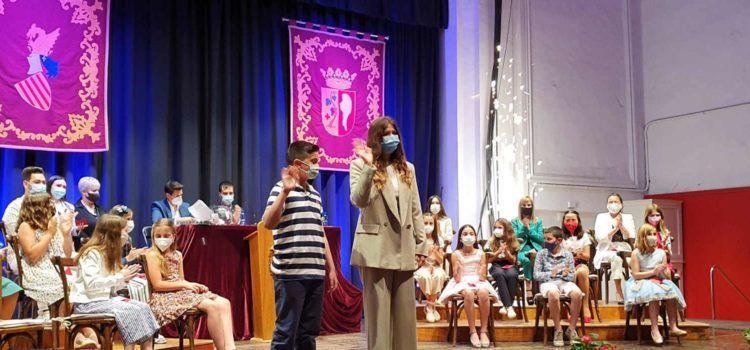 Fotos: elecció de reis/reines de festes 2021 a Vinaròs