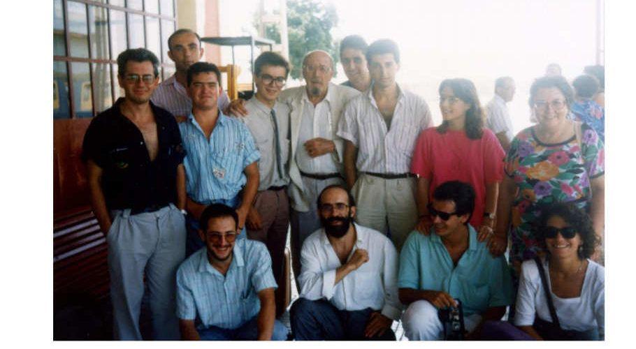 Un blog de ufología recopila las recordadas Jornadas sobre OVNIS en Vinaròs, creadas por Javier Sierra