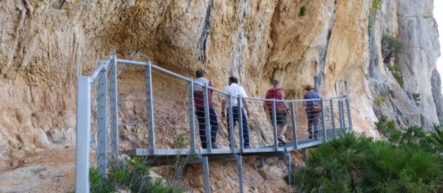 Enceten la tercera edició del pla de posada en valor l'art rupestre de les comarques de Castelló