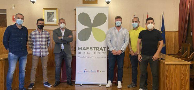 La destinació turística Maestrat, ànima interior és la principal patrocinadora de la Marxa cicloturista i de la carrera de ciclisme Ronda del Maestrat.