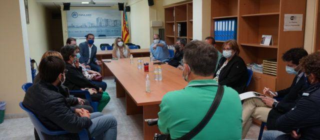 Marta Barrachina exigeix a Vinaròs la cobertura mèdica que, segons diu, el PSOE desmantella