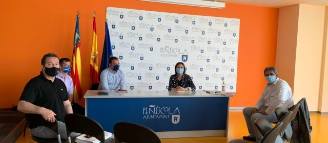 Els Ajuntaments de Peníscola i Benicarló avancen en el projecte de la nova rotonda per a la N340