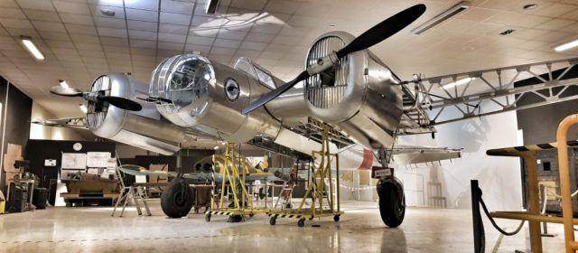 Els avions del Centre d'Aviació Històrica de la Sénia formaran part d'una exposició sobre la Guerra Civil al Museu Nacional d'Art de Catalunya