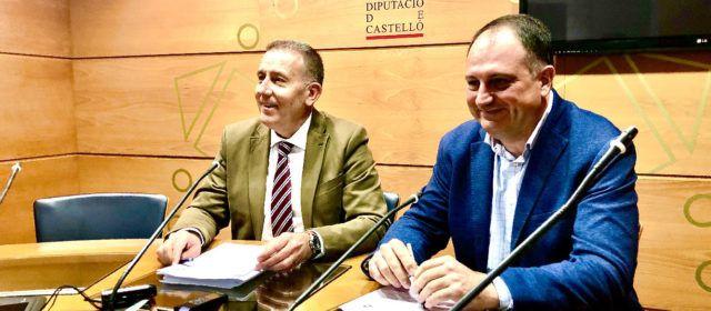 Vicent Sales y María Ángeles Pallarés serán el portavoz y portavoz adjunto del PP en la Diputación de Castellón