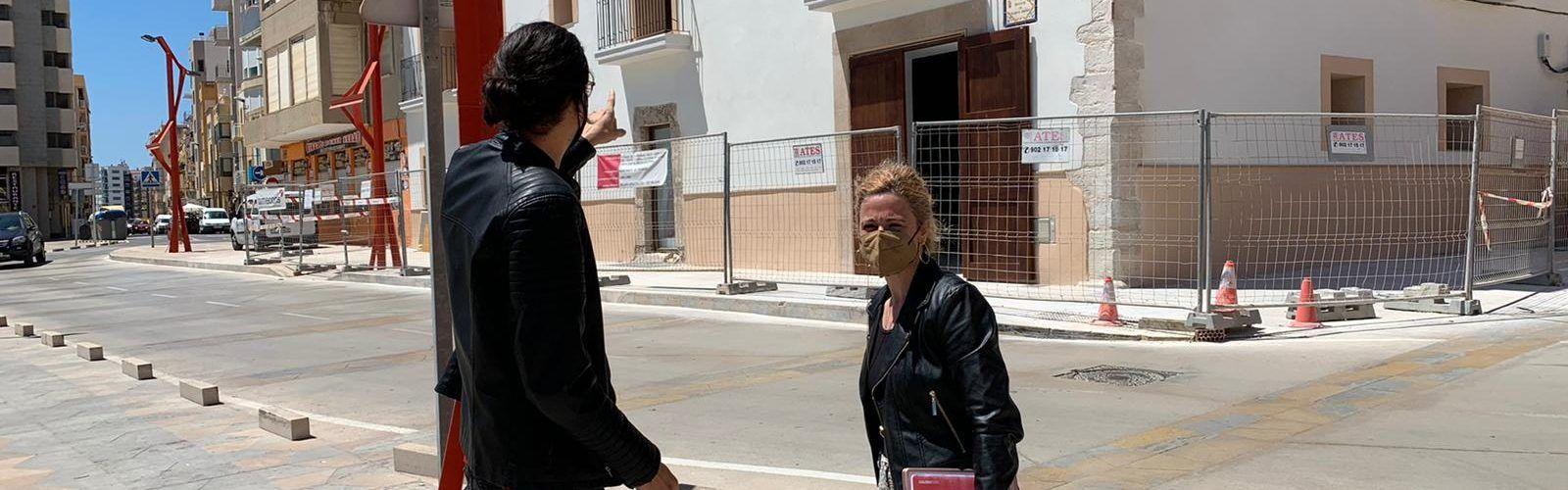 La Diputació secunda amb 11.300 euros les Tourist Info de Benicarló i Vinaròs per a millorar servei i atenció