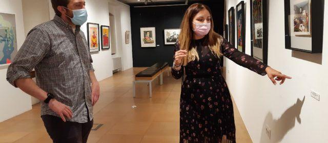 Inauguració de l'exposició «This is Pop» a Benicarló