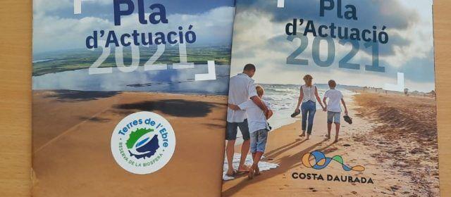 El sector turístic de la Costa Daurada i les Terres de l'Ebre es promociona conjuntament a la Fira Internacional de Turisme  de Madrid, FITUR