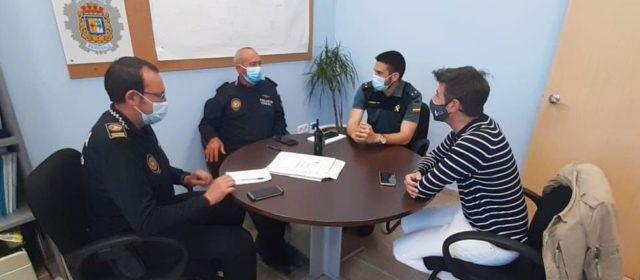 La Policia Local de Benicarló intensificarà els controls durant aquest cap de setmana