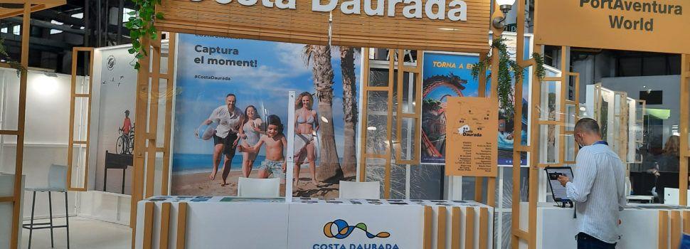 La Costa Daurada i les Terres de l'Ebre reprenen la seva promoció presencial a la fira BTravel de Barcelona