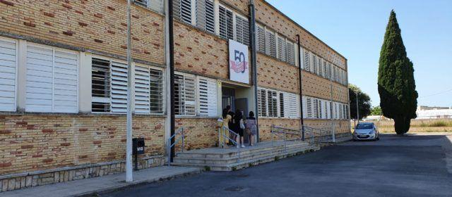 Vora 350 persones s'examinaren del C1 de valencià a Vinaròs