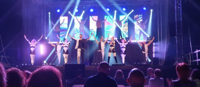 Vídeos i fotos: The Talent, un gran espectacle al Vinaròs Arena