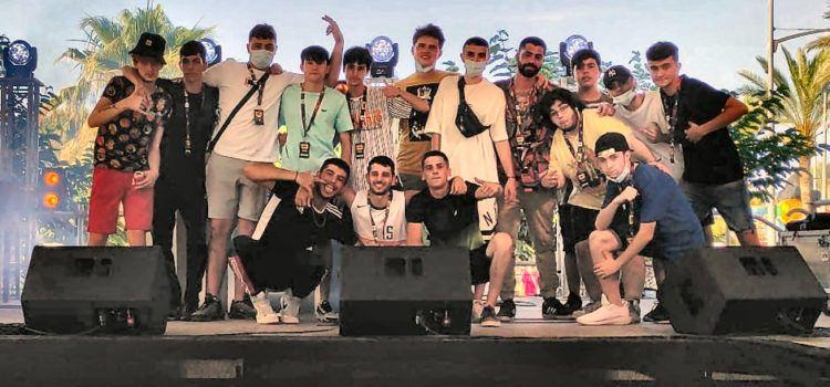 Vídeo i fotos: Actuació del grup vinarossenc Newasong
