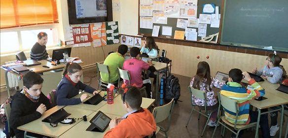 El CRA Araboga rep el reconeixement de Samsung Smart School