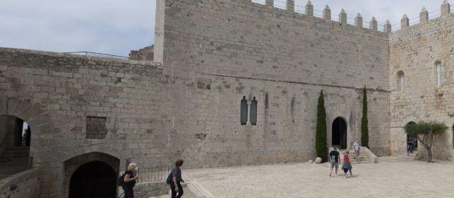 La Diputació de Castelló invertirà 466.000 euros en l'equipament expositiu al Castell de Peníscola per a fomentar les visites