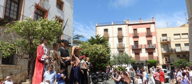Dissabte de festes amb gran varietat d'actes a Vinaròs