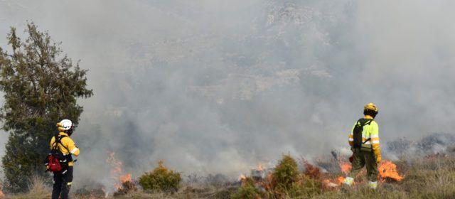 Morella aprovarà el Pla local de prevenció d'incendis forestals al ple municipal