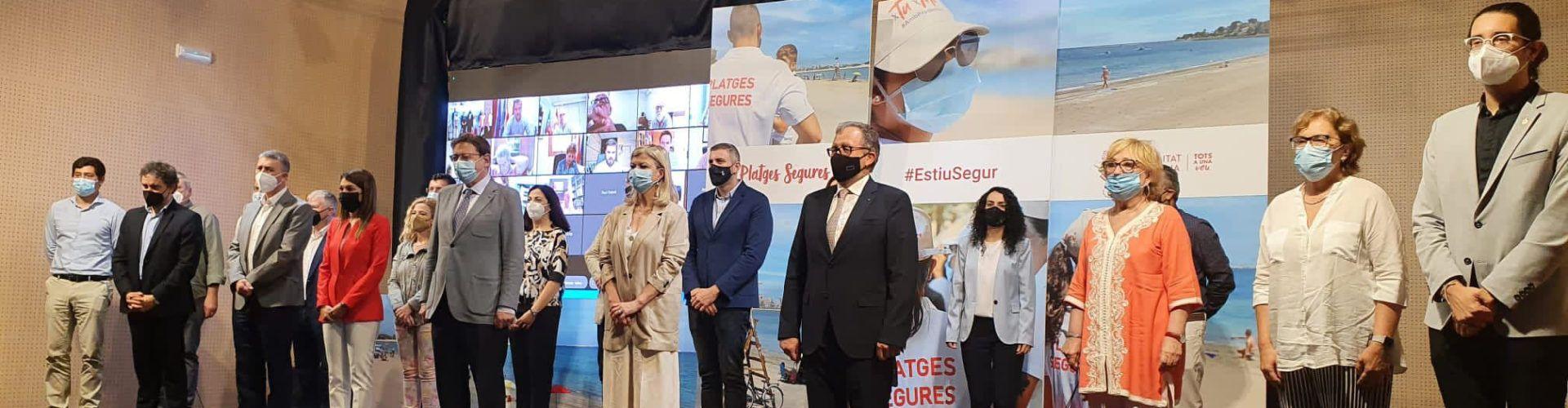 El dispositiu especial de playas «Estiu Segur 2021» tindrà 17 persones ocupades a Vinaròs