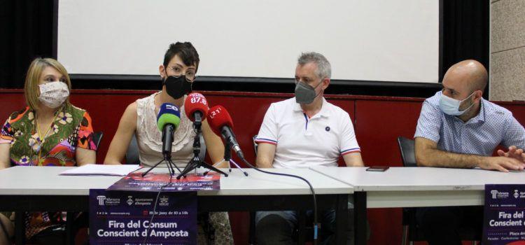 L'Ateneu Cooperatiu organitza la primera Fira del Consum Conscient d'Amposta