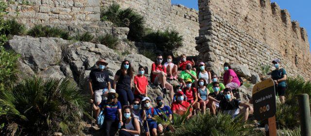 La Diputació de Castelló aposta per dinamitzar els castells de Xivert i Polpís amb representacions teatrals