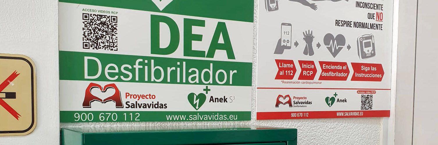 Vinaròs amplia els espais municipals cardioprotegits