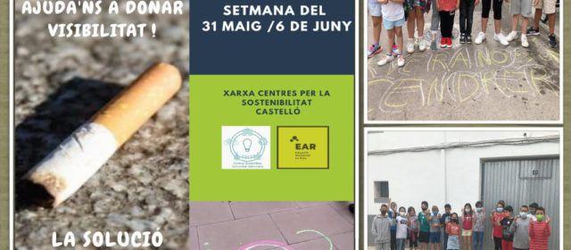 """""""#Guix de la vergonya"""" al CRA Araboga (Cervera-La Jana-Canet)"""
