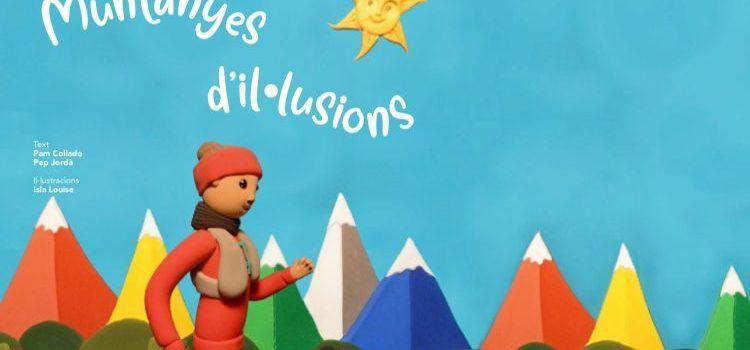 """Ja a la venda el llibre """"Muntanyes d'Il·lusions"""""""