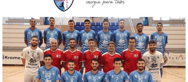Globeenergy seguirá una temporada más como espónsor principal del Peñíscola FS