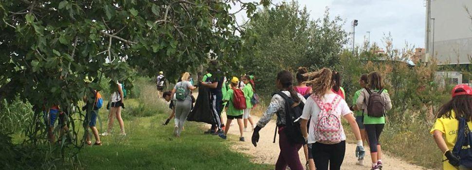Peníscola celebra una jornada de sensibilització mediambiental per la marjal