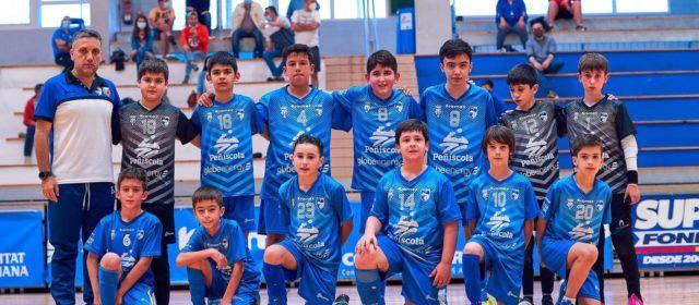 Peñíscola Fútbol Sala: partidos decisivos de las competiciones de Copa #JuguemSegurs