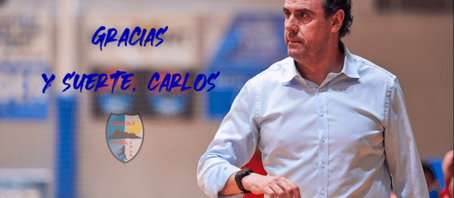 Carlos Sánchez no continuará como entrenador del Peñíscola Globeenergy FS
