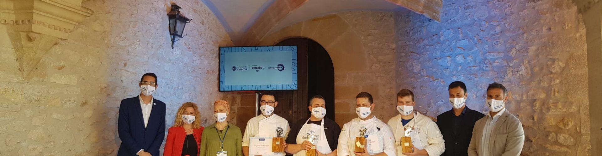El Nou Bar guanya el XVIII Concurs de Cuina Aplicada al Llagostí de Vinaròs