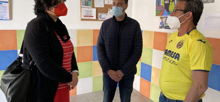 Patricia Puerta avala el treball de 'Creixem Vinaròs' per donar resposta a les necessitats de la població infantil amb discapacitat