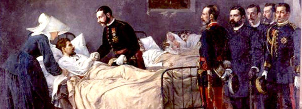Deconstrucció social: On vas Alfons XII?
