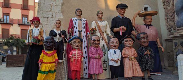 Els nanos i gegants tornen al Corpus de Vinaròs
