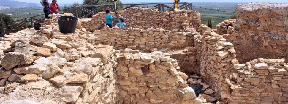 Les noves excavacions al Puig de Vinaròs podrien recuperar nombroses restes del poblat ibèric
