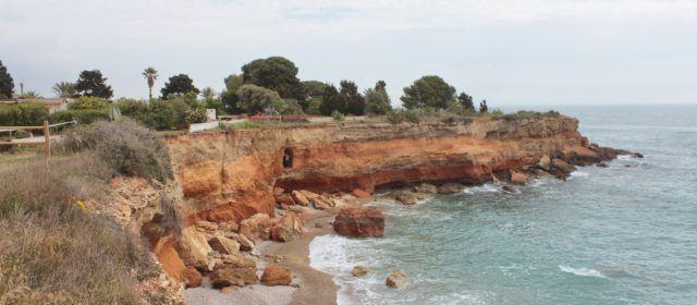 Ben Vist: Barranc i platja del Triador