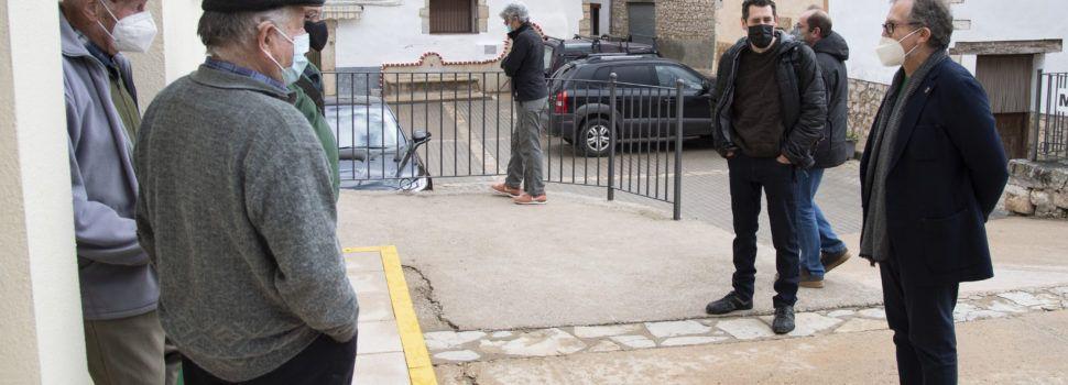 La Diputació obri el termini de sol·licitud de 10.000 viatges de 'Castelló Sènior 2021-2022' per a reactivar el sector