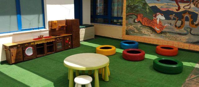 Modificació de l'Escola Infantil d'Alcossebre per a ampliar les places de 1- 2 anys