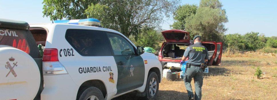La Guardia Civil investiga al autor de la colocación de cebo envenenado en Godall