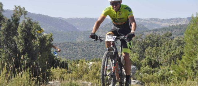 El Club CiclistaMaikbikeVinaròs, en la Marxa de la XI BTTMasadasde Ejulve