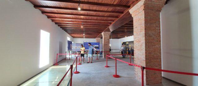 Vinaròs estrena la restauració de la històrica Cotxera de Batet
