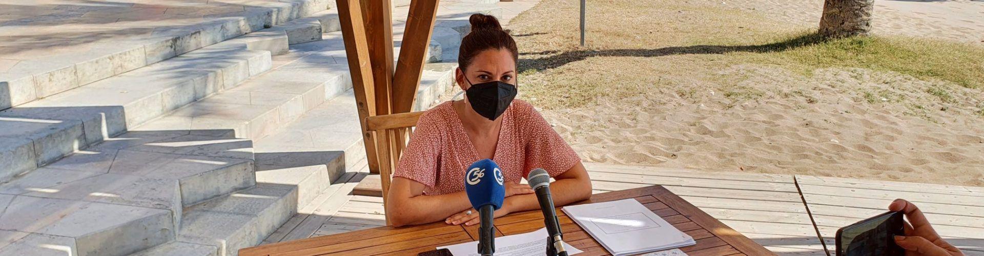 Vídeo: roda de premsa Paula Cerdà sobre abandonament d'animals