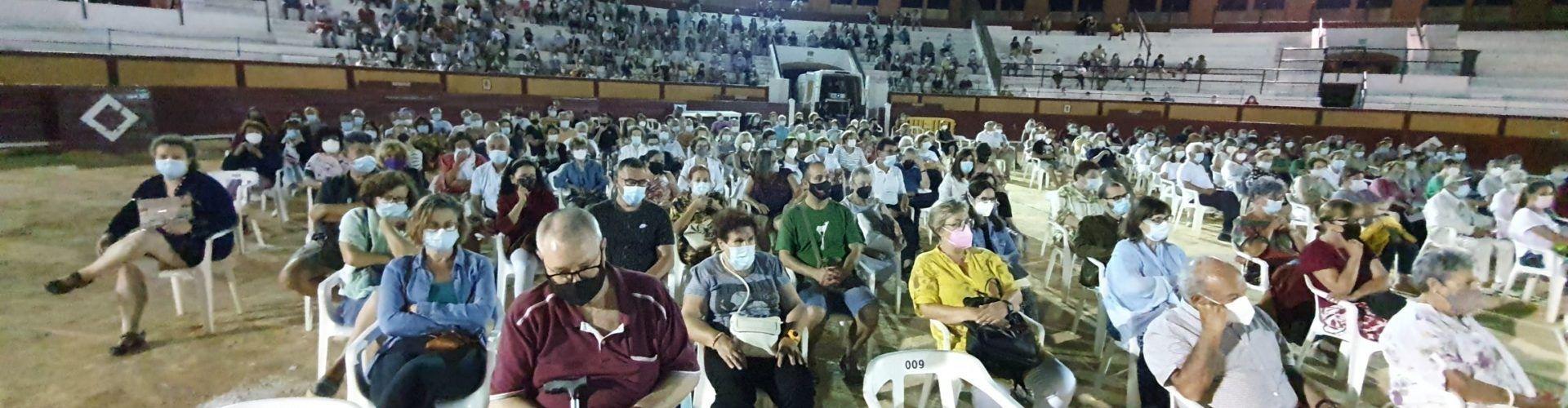 Vídeo i fotos: XX Festival de Curtmetratges Agustí Comes de Vinaròs