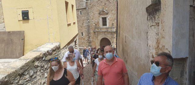 La Asociación Empresarial Valenciana de Agencias de Viajes visita Culla
