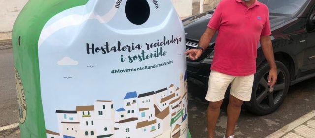 Alcalà-Alcossebre competeix aquest estiu per aconseguir la Bandera Verda de Ecovidrio
