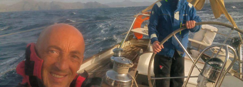 Relato de una nueva travesía oceánica en vela: De Cabo Verde a las islas Azores (I)