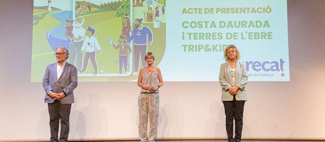 En marxa 'Costa Daurada i Terres de l'Ebre Trip&Kids', una plataforma tecnològica pionera per a la gestió del turisme familiar